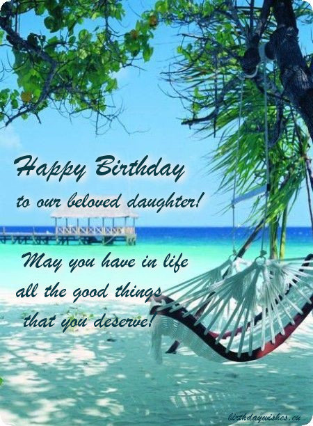 beautiful birthday image for daughter
