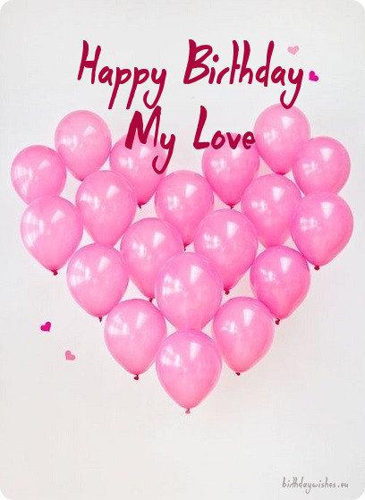 birthday ecard for girlfriend