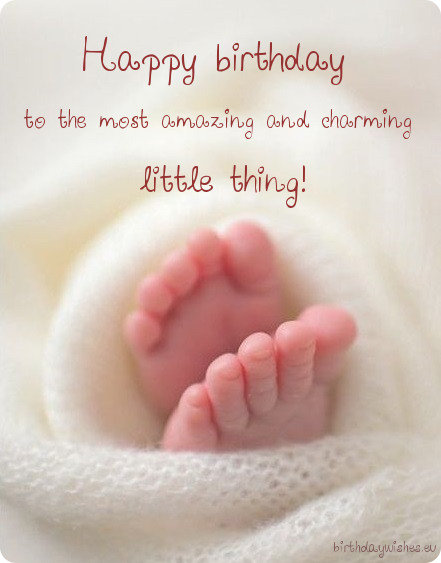 Happy Birthday Little Boy Top 25 Birthday Wishes For Baby Boy