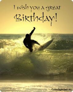 birthday greetings to post on facebook wall