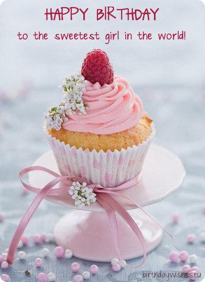 birthday image for baby girl