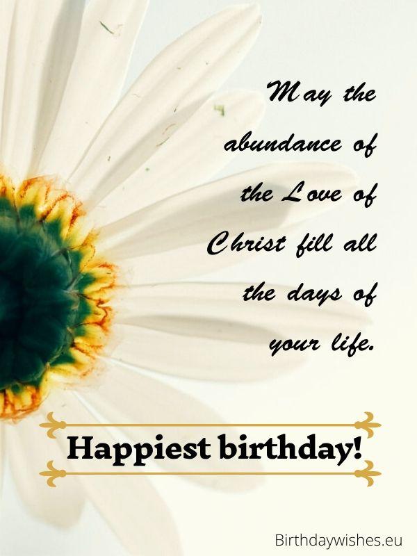 birthday image for christian