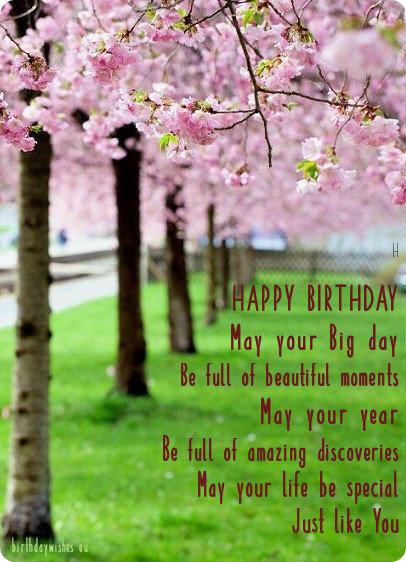 birthday image for special person