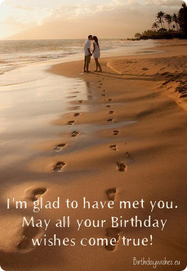 Love Birthday Quotes Captivating Happy Birthday Love  30 Romantic Birthday Wishes For Lover With