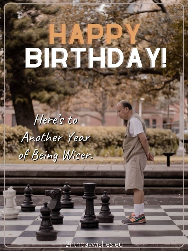 birthday messages for elderly