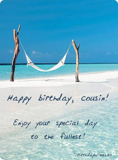 Happy birthday cousin brother birthday wishes for cousin male birthday quotesfor cousin male m4hsunfo