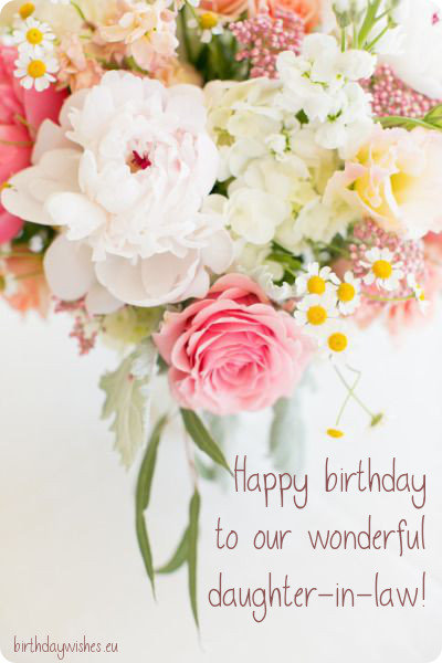 Happy birthday daughter in law birthday wishes for daughter in law birthday wishes for daughter in law bookmarktalkfo Images