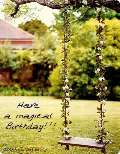 birthday wishes for special someone