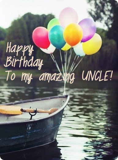 Happy Birthday Uncle Top 30 Birthday Wishes For Uncle