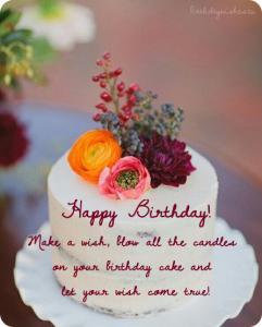 facebook birthday greeting