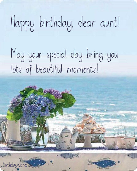 happy birthday aunty
