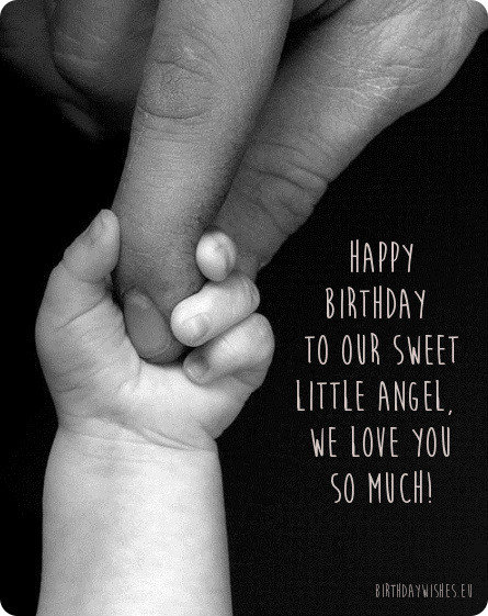 happy birthday baby boy quotes