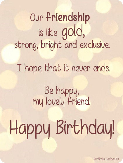 Happy Birthday Bestie Birthday Wishes For Best Friend With Images