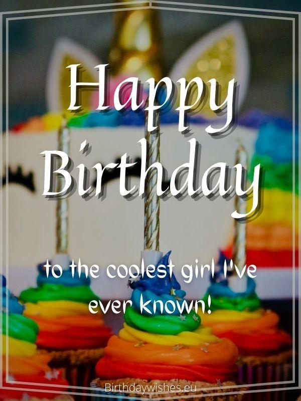 happy birthday image for female friend