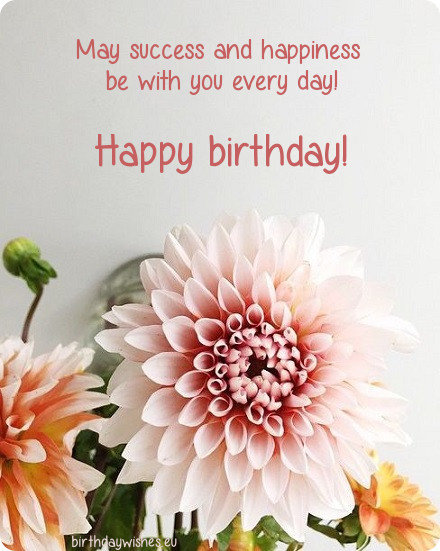 Beautiful birthday wishes and warm birthday congratulations happy birthday wishes m4hsunfo