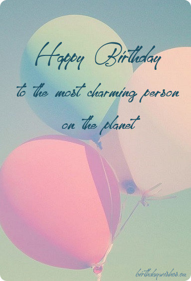 nice bday ecard for special person
