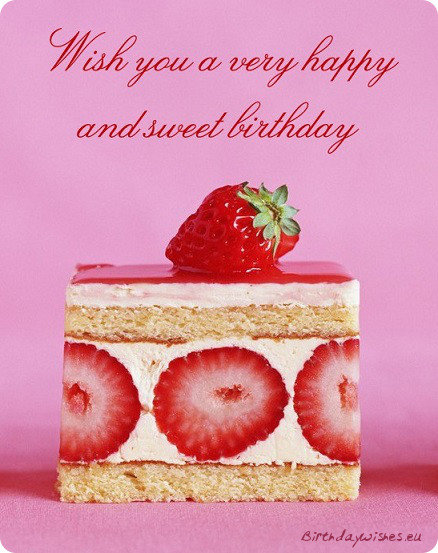 short birthday wishes ecard