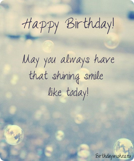 Best Friend Quotes Birthday Cards: Short Birthday Wishes And Messages