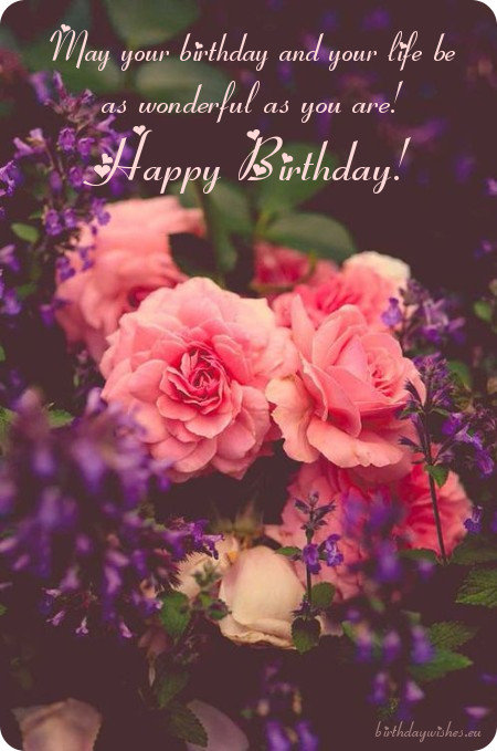 Top 50 Happy Birthday Wishes And Messages With Images